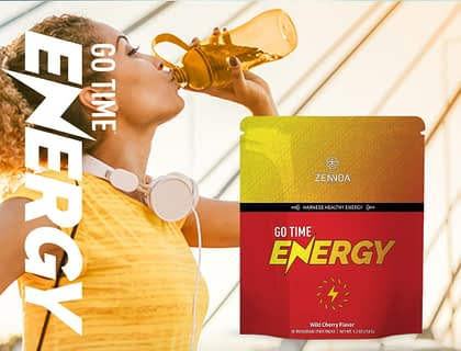 ZENNOZ Go Time Energy