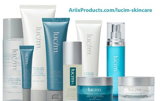 Lucim Skincare Products