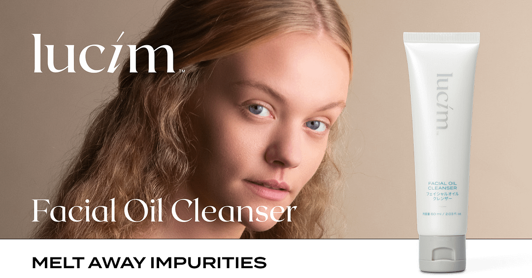 Lucim Facial Oil Cleanser