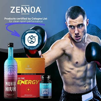 ZENNOA Products Certified by Cologne List