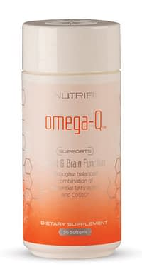 Omega-Q by Nutrifi