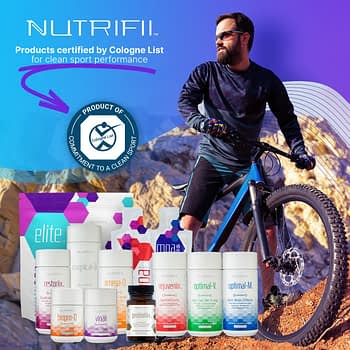 Nutrifii Products Certified by Cologne List
