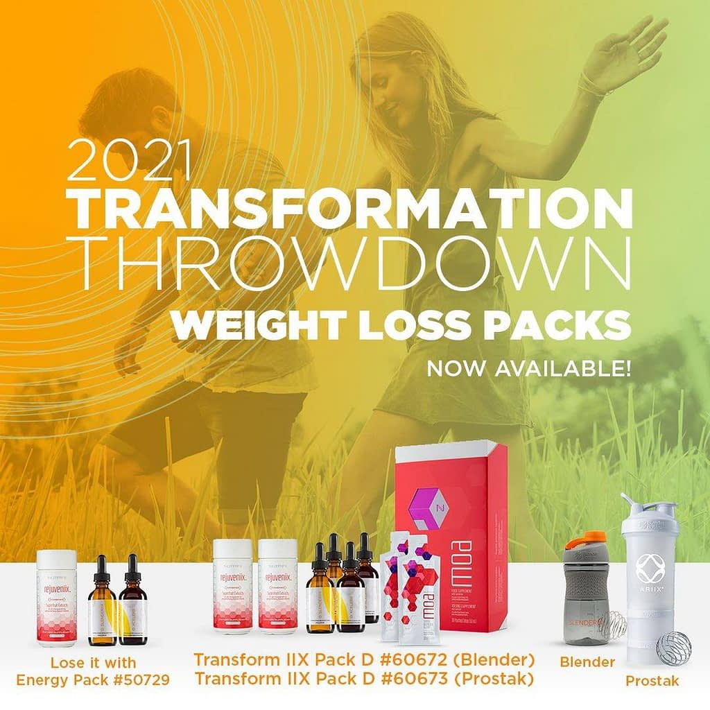 2021 Transformation Throwdown 4