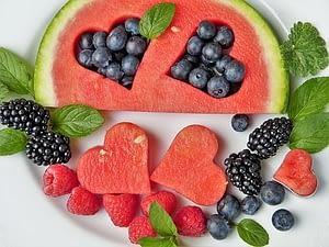 healthy fruits - MOA
