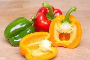 Bell Peppers - Vitamin C Sources