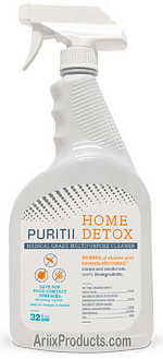 Puritii-Home-Detox AriixProducts.com
