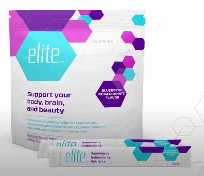 Elite by Nutrifii