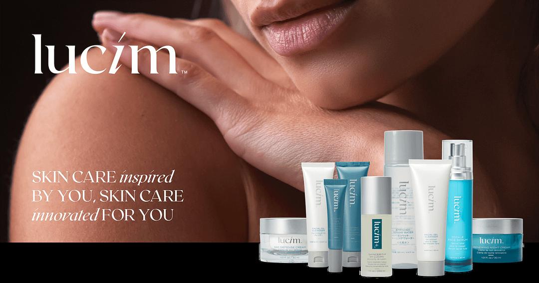 Lucim Skincare Line
