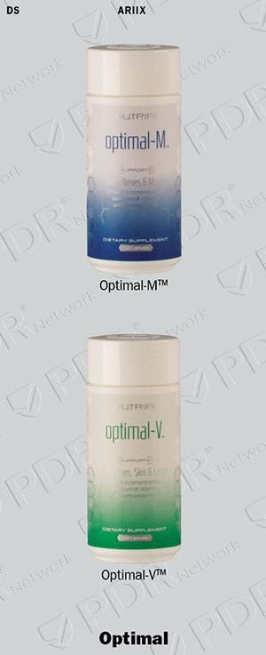 OPTIMALS — Vitamins and Minerals 4
