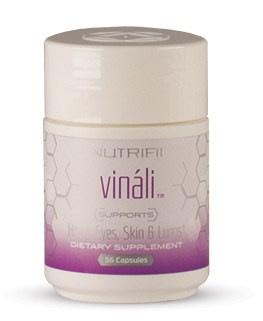 Nutrifii Vinali Contains Powerful Antioxidants Producing ...