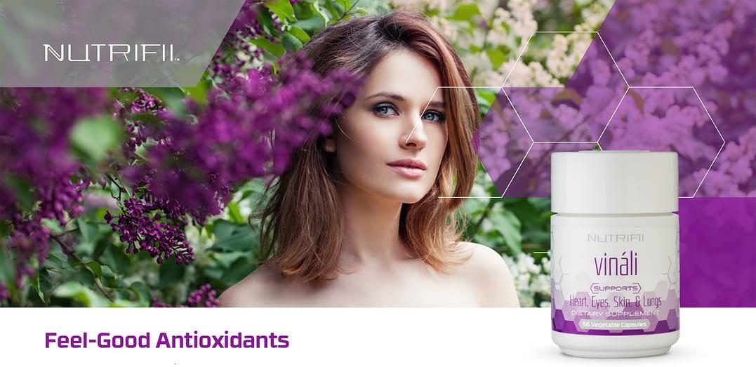Vinali Feel-Good Antioxidants