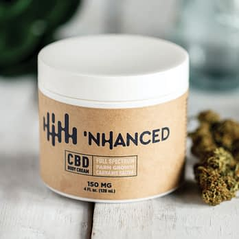 Nhanced CBD Body Cream