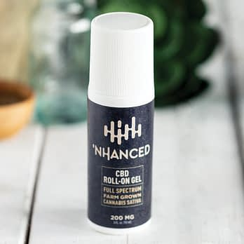Nhanced CBD Roll on Gel