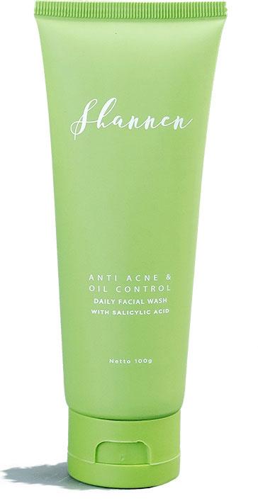 Facewash Anti Acne & Oil Control