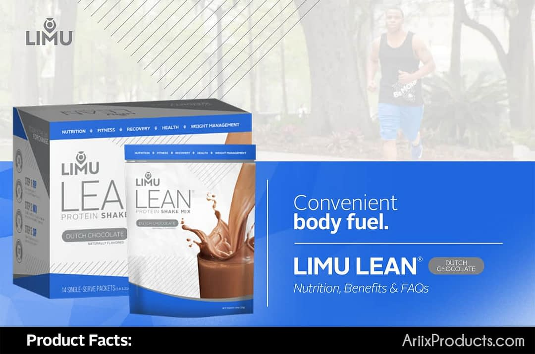 LIMU LEAN CHOCOLATE